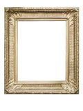 Golden frame iso Royalty Free Stock Photos