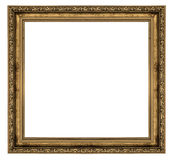 Golden frame Royalty Free Stock Photo