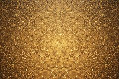 Golden frost Royalty Free Stock Photos