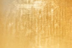 Golden frosted metal texture background stock images
