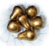 Golden Fruit Stock Photo