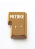 Golden future Stock Photo