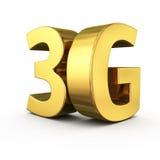 Golden 3G Stock Photos
