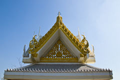 GOLDEN GABLE Royalty Free Stock Image
