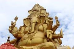 Golden ganesh Royalty Free Stock Image