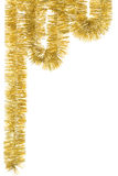 Golden Garland Wave Stock Photography