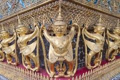 Golden Garuda Stock Images