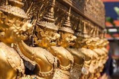 Golden Garuda of Wat Phra Kaew at Bangkok, Thailand Royalty Free Stock Photos