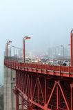 Golden Gate à San Francisco Etats-Unis Photos stock