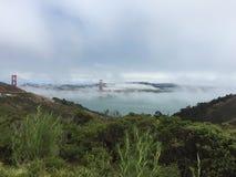 Golden Gate übersehen Lizenzfreie Stockfotografie