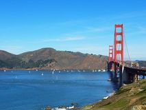 Golden Gate Lizenzfreies Stockfoto
