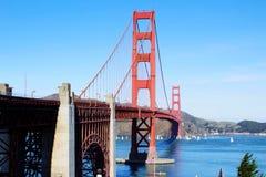 Golden Gate Stockfotos