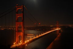 Golden Gate Royalty Free Stock Photos