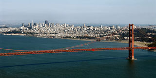 Golden Gate lizenzfreie stockfotografie