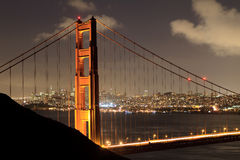 Golden Gate Royalty Free Stock Photo