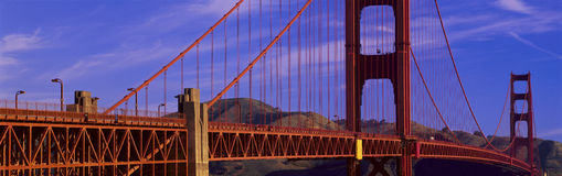 Golden Gate Stock Image