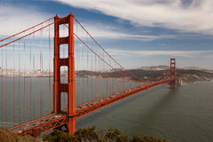 Golden Gate Royalty Free Stock Image