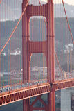 Golden Gate. Bridge, San Francisco, California Stock Images