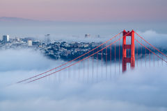 Golden Gate Stock Photography