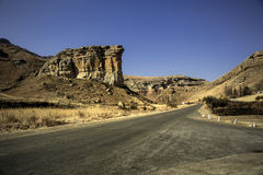 Golden Gate Highlands National Park Royalty Free Stock Images
