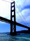 Golden Gate royalty free stock photos
