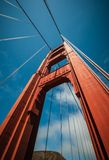 Golden Gate Photo stock