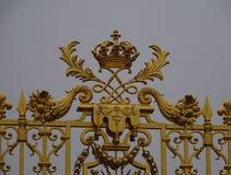 Golden Gate bei Palais DU Versailles, Ile de France Lizenzfreies Stockbild