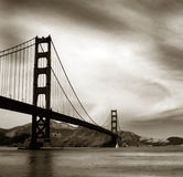 Golden Gate Stock Photo