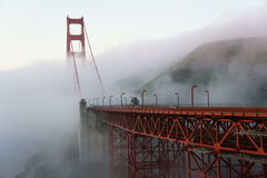 Golden Gate Briage Stock Foto