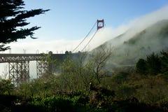 Golden Gate Briage fotos de stock royalty free
