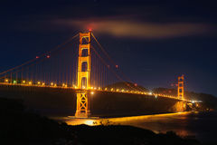 Golden Gate Bridg Royalty Free Stock Photo