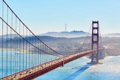 Golden gate bridge à San Francisco, la Californie, Etats-Unis photo stock