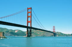 Golden Gate Bridge 1 Royalty Free Stock Image