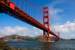 Golden Gate Bridge royalty free stock images