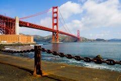 Golden Gate Bridge Stock Photography
