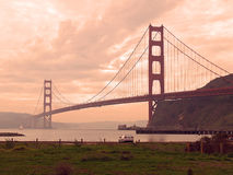 Free Golden Gate Bridge Stock Photo - 12817590