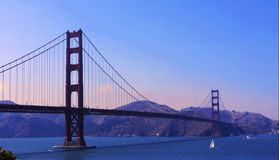 Golden Gate Bridge Royalty Free Stock Photos