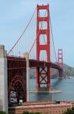 Golden Gate Bridge. Sunny day at the Golden Gate Bridge - San Francisco, California Royalty Free Stock Photography