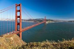 Golden Gate Bridge. View of the Golden Gate Bridge in San Francisco, CA, USA Stock Photography