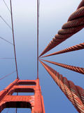 Golden Gate Bridge stock photo