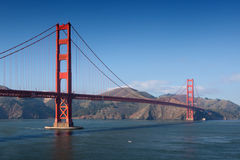 Golden Gate Bridge. Stock Image