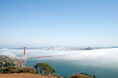Golden Gate Bridge Stock Photos