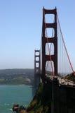 Golden Gate Bridge. View of the golden gate bridge Royalty Free Stock Photography