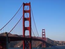 Golden Gate Bridge. Picture of the Golden Gate Bridge in San Francisci, California Stock Image