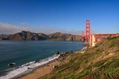 Golden Gate Bridge. San Francisco, California Stock Images
