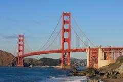 Golden Gate Bridge. San Francisco, California Stock Photos