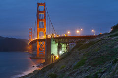 Golden Gate Bridge. Stock Photography