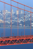 The Golden Gate Bridge Stock Image