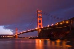 Golden Gate Bridge. San Francisco Royalty Free Stock Photos