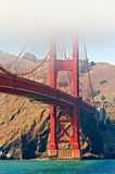 Golden gate bridge Photographie stock